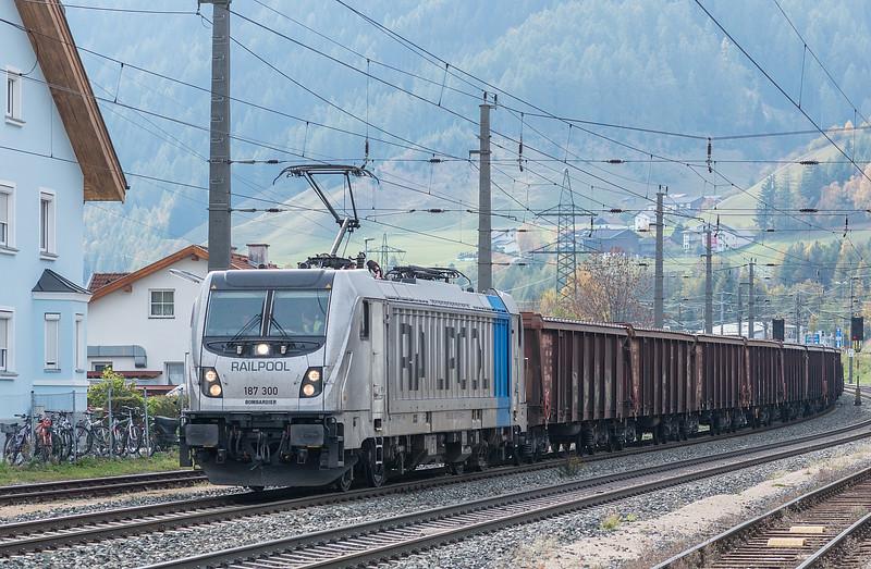 RailPool 187-300 Matrei 23 October 2018