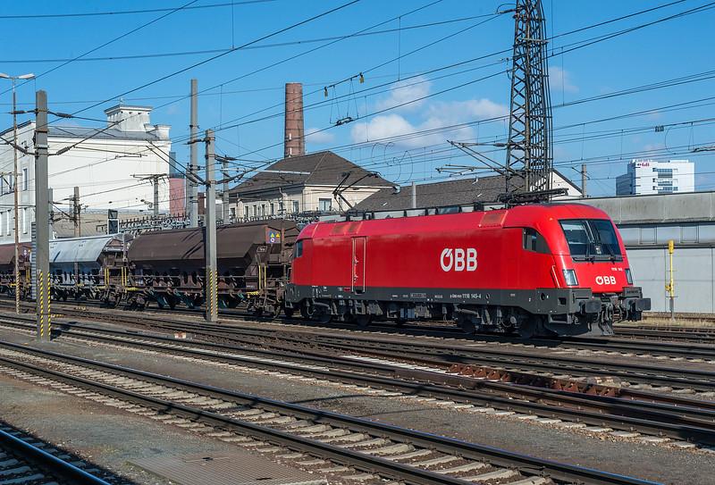 OBB 1116-145 Linz  21 March 2018