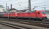 DB 185-314 + 185-255 Linz 20 March 2018