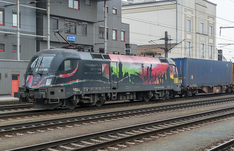 Gysev 470-505  Linz 17 March 2018