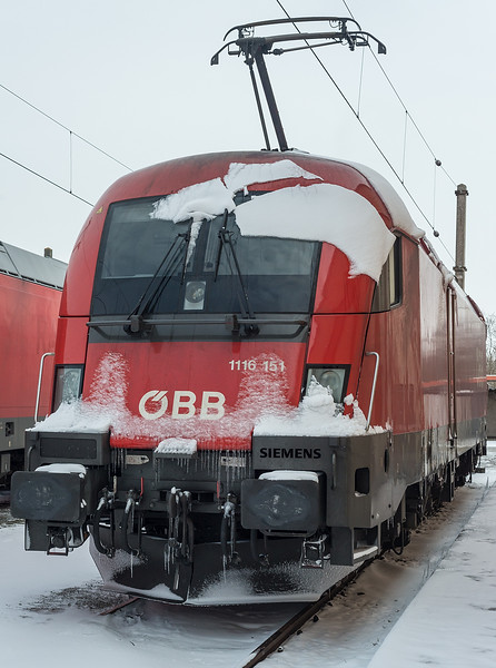 OBB 1116-151 Wels 18 March 2018