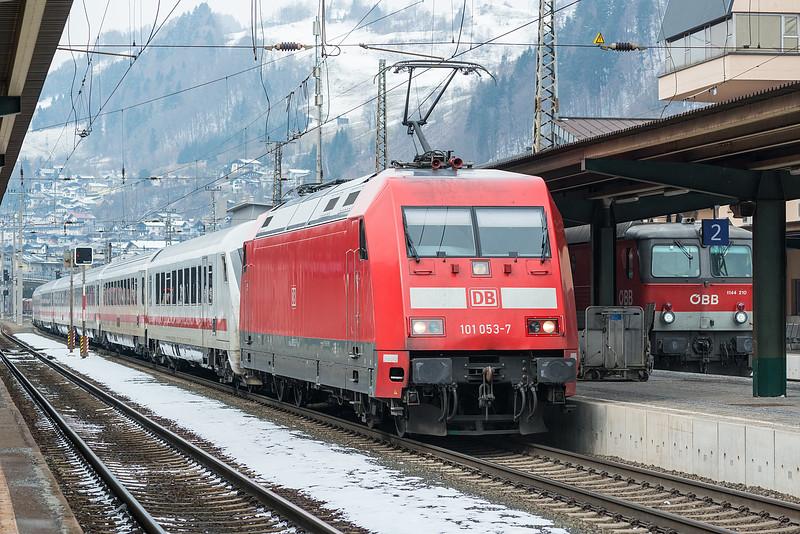 DB 101-053 Scwarzach St. Veit 20 March 2018