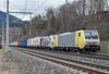 MRCE 189-931 + Lok 193- 775  Villach 15 March 2018