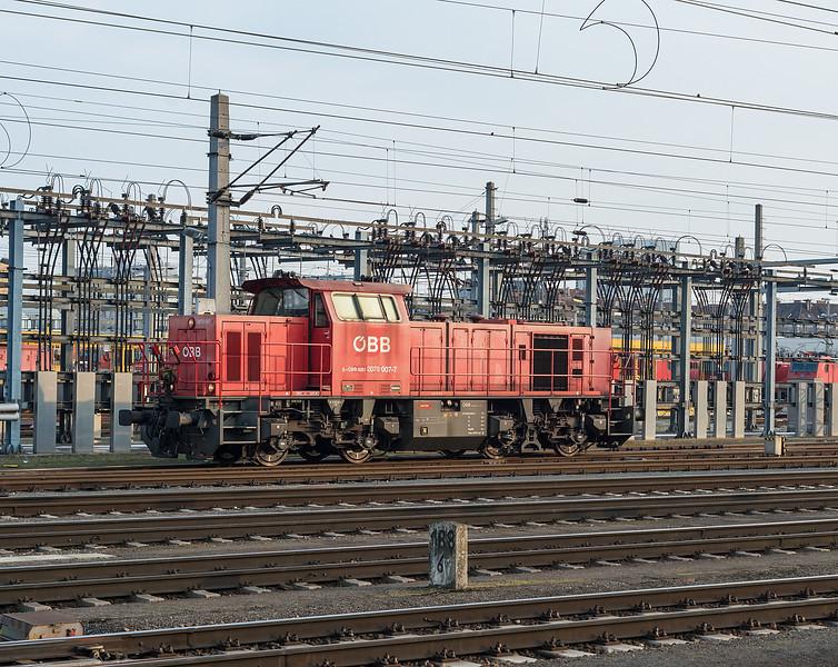 OBB 2070-007 Linz 20 March 2018
