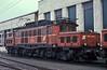 OBB 1020.034 is at Bludenz depot on 27 Sptember 1989