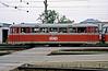 Graz Koflacher Bahn VT10.09 leaves Graz on 18 May 1989