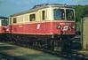 OBB 1099.013 is in the yard at St. Polten Alpenbahnhof on 22 May 1989