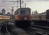OBB 1099.002 runs through the yard at St.Polten Alpenbahnhof on 22 May 1989