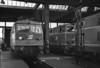 Tucked away inside Wien FJB depot on 20 May 1989 is rebuilt OBB 1046.007