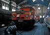 Inside the maintenance shed at Salzburg Gnigl on 23 May 1989 was OBB 1161.017