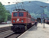 OBB 1040.003 is seen at Murzzuschlag on 17 May 1989