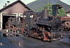 OBB rack tanks 999.05, 999.04 and 999.02 at Puchberg am Schneeberg depot on 17 May 1989