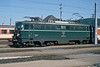 OBB 1042.044 was repainted into green livery for the 150 celebrations - it is seen at Attnang Puchheim on 23 May 1989