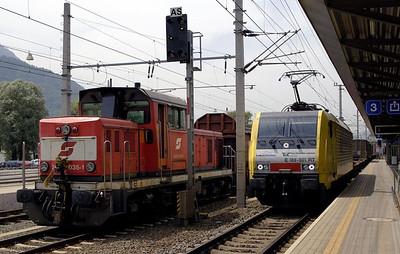 Achensee Railway, Austria, 2006