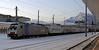 Railpool 186 288, Salzburg, Tues 3 February 2015 - 0723.  Arriving with an eastbound intermodal.