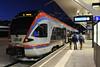 Berchtesgadener Land Bahn ET 133, Salzburg, Tues 3 February 2015 - 0658.  A Berchtesgaden - Freilassing service.