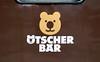 Otscher Bar (= Bear), St Polten Hauptbahnhof, Mon 2 February 2015.  This is the branding for MZB nostaliga trains.  Otscher is a 1893m mountain.