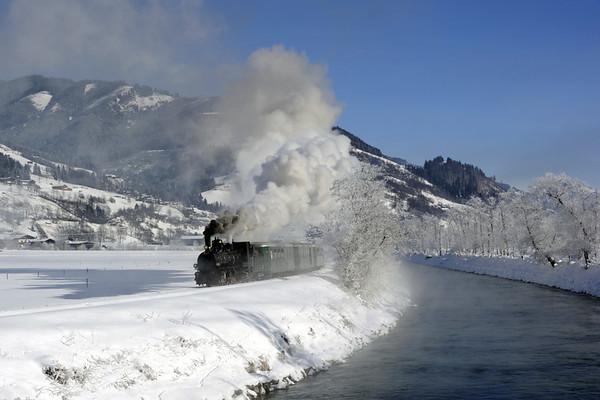 Austrian trains