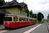 Tram 82, Fulpmes, 19 June 2006 3: Fulpmes