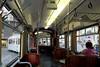 Tram 81, 21 June 2006 2 - 1702: Innsbruck   Winding through the city streets.