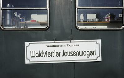 Wackelstein Express, Austria, 2015