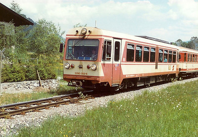 5090 002 at Aisdorf on 26th May 1992
