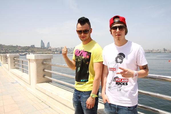 Trackshittaz Baku 1