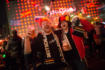 WM Finale St Pauli