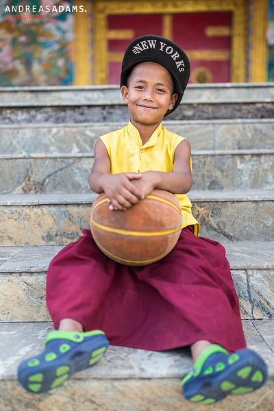 Tibetan Baller