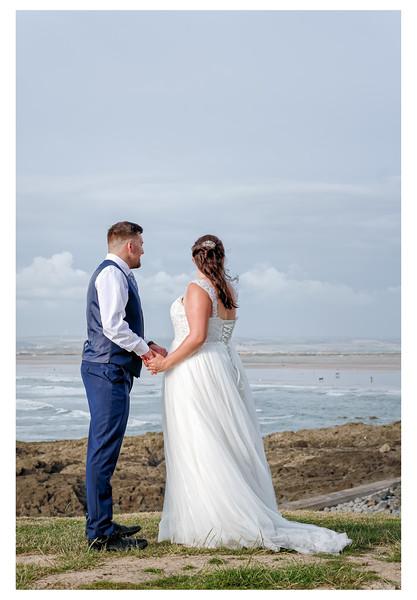 Nathalie & Dave Shury Wedding Day 045