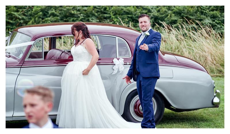 Nathalie & Dave Shury Wedding Day 075