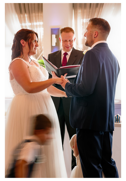 Nathalie & Dave Shury Wedding Day 002