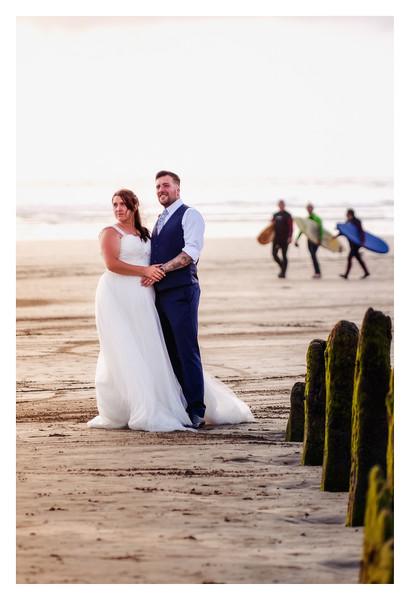 Nathalie & Dave Shury Wedding Day 080