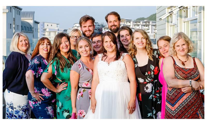 Nathalie & Dave Shury Wedding Day 064
