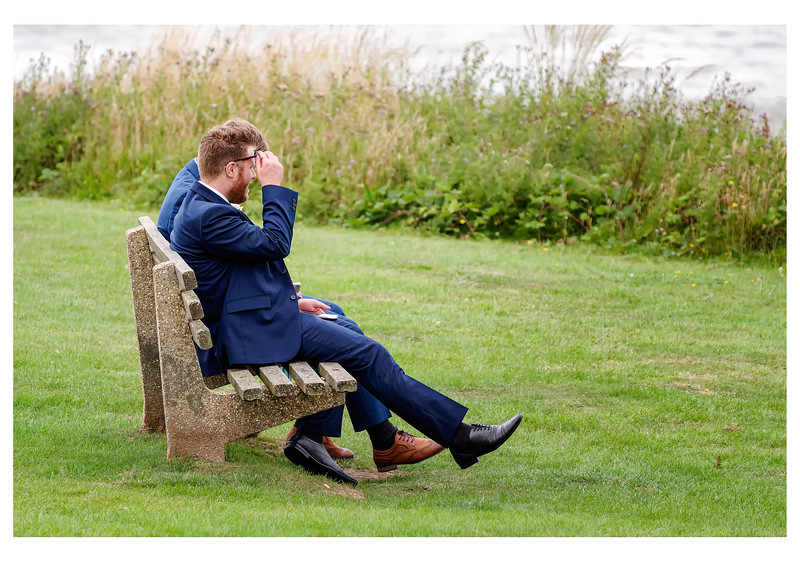 Nathalie & Dave Shury Wedding Day 031