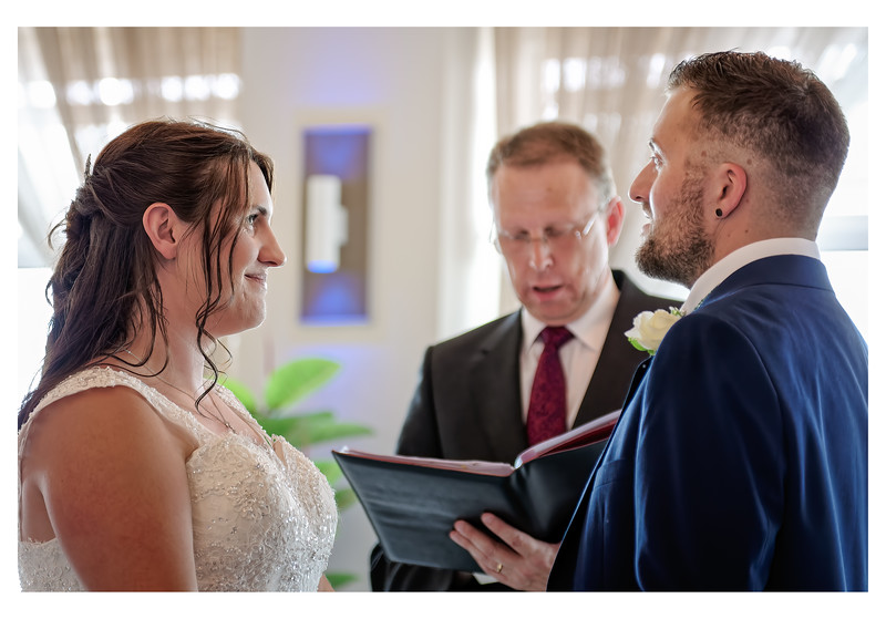 Nathalie & Dave Shury Wedding Day 004