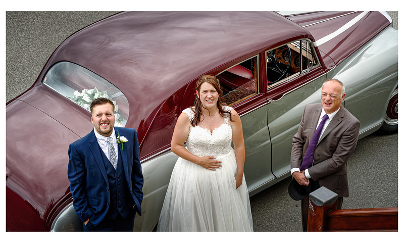 Nathalie & Dave Shury Wedding Day 009