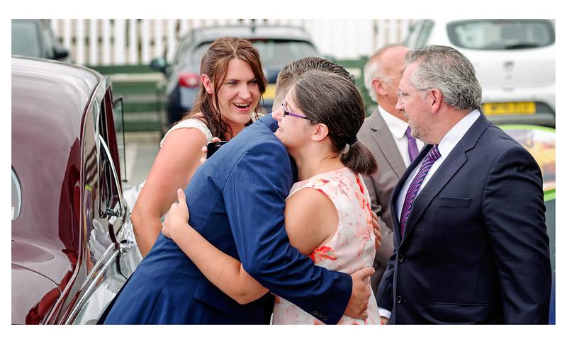 Nathalie & Dave Shury Wedding Day 015