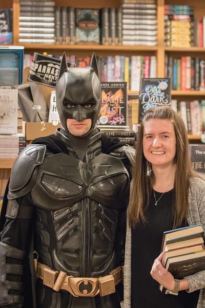 Author Marie Lu  at Parnassus Books w/Special Guest 1/26/18