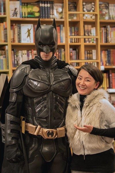 Author Marie Lu  at Parnassus Books w/Special Guest 1/26/18