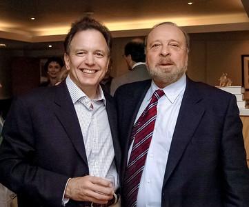 Dr. Elliot Sroka, and Nelson DeMille