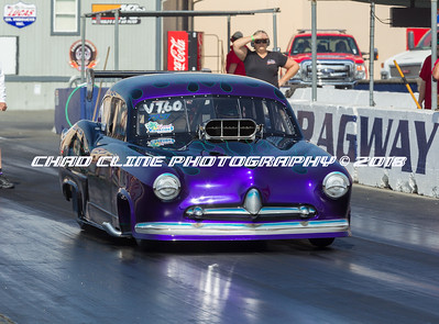 Auto Club Dragway Vintage 7.60 2018