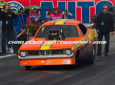 60th March Meet Friday April 2nd Funny Car