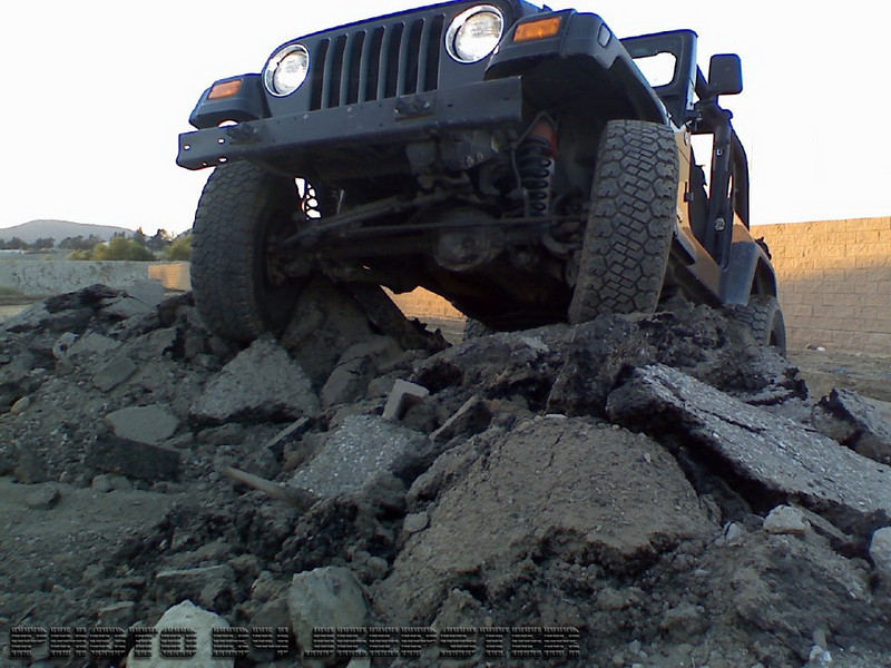 (Jeep #7) can your Civic do this?