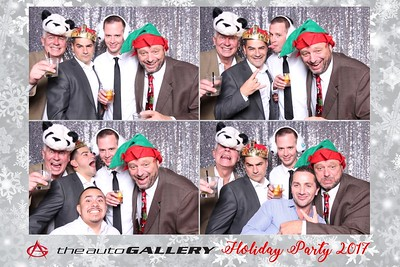Auto Gallery Holiday Party Prints