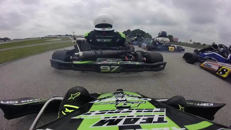 Race 9 Heat 2