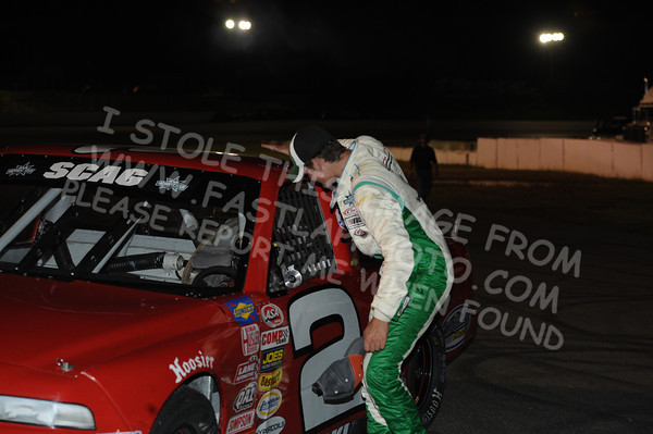 ASA Midwest Truck Tour - Marshfield Motor Speedway - Saturday August 20, 2011