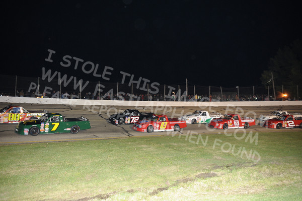 Madison International Speedway - Fall Classic - Saturday September 24, 2011