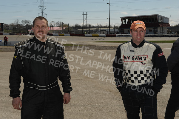 Rockford Speedway-34th Annual Spring Classic-Sunday April 17, 2011