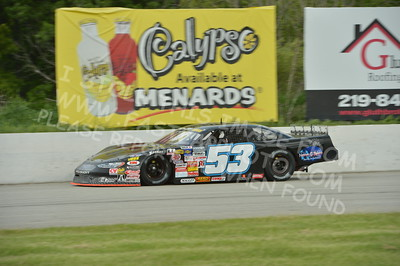 "ARCA Midwest Tour Presented by Scag Power Equipment ""Calypso Lemonade Chicagoland Showdown"" at Illiana Motor Speedway, Schereville IN Monday May 25, 2015"